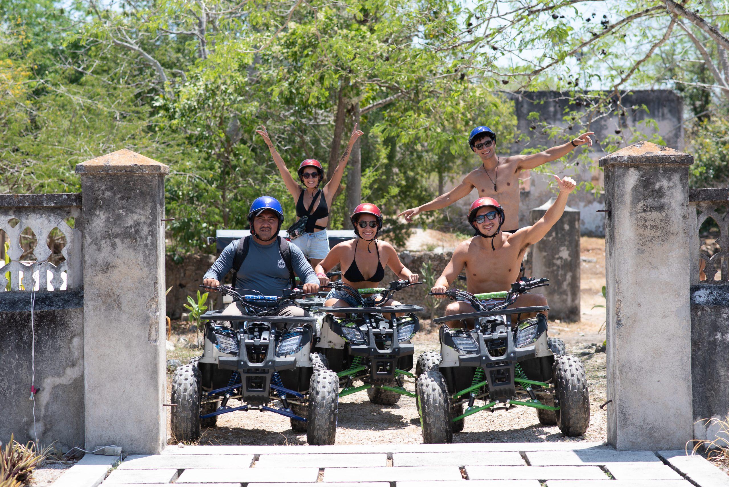 Tours en los Cenotes de Homún Yucatán